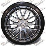 Mercedes C klasse C63 AMG W205 19 inch originele velgen A2054011700 / A2054011800
