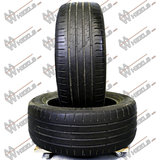 2x Continental ContiEcoContact 5 AO 205/55R16 91W (205 55 16)