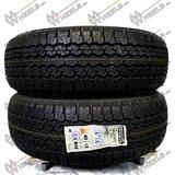2x Bridgestone Dueller H/T 689 265/70R16 112H (265 70 16)