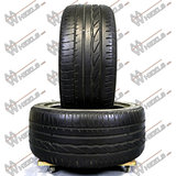 2x Bridgestone Turanza ER300 245/45R17 95W (245 45 17)