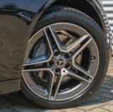 Mercedes C Klasse Facelift W205 AMG 18 inch originele velgen A2054019500