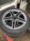 Mercedes C Klasse Facelift W205 AMG 18 inch originele velgen A2054019500_