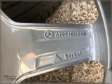Mercedes C klasse W205 AMG 18 inch originele velgen A2054011100