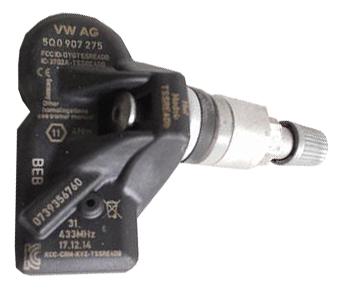 Audi TPMS Sensors 5Q0907275 / 5Q0907275B / 9A790727502