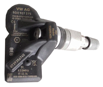 Audi TPMS Sensoren 5Q0907275 / 5Q0907275B / 9A790727502