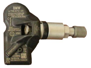 BMW TPMS RDCi Sensoren 36106798872 / 6798872