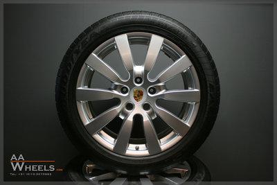 Porsche Cayenne Sport Des. 20 inch originele velgen 7P5601025AF