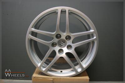 Porsche Macan S 18 inch originele velgen 95B601025AR/AS (zonder banden)