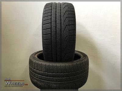 2x Pirelli Sottozero winter240 II MO 255/35R19 96V 255 35 19
