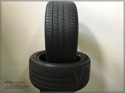 2x Pirelli Pzero 285/40ZR19 107Y 285 40 19