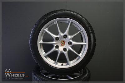 Porsche 911 996 993 17 inch originele velgen 99636212402