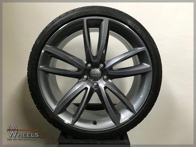 Audi A5 S5 RS5 S line 20 inch originele velgen  8T0071490