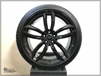 Audi A4 S4 A5 S5 A6 S6 S line GMP Atom 19 inch velgen