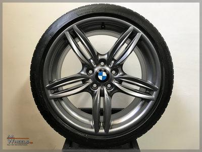 BMW 5 serie 6 Serie M351 styling 19 inch originele velgen 7842652