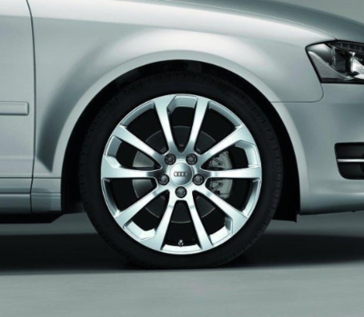 Audi A3 S3 S line 18 inch originele velgen 8P0071498A