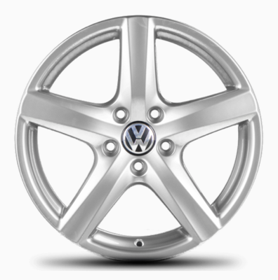 Volkswagen Golf Aspen/Avignon 17 inch originele velgen 1K0601025AE