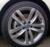 Volkswagen Golf 7 R line 18 inch originele velgen Durban 5G0601025G