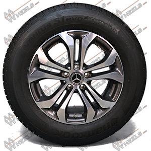 Mercedes GLC X253 C253 17 inch originele velgen A2534010600
