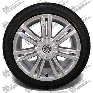 VW Golf 7 Geneva 17 inch originele velgen 5G0601025BS