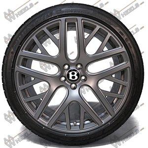 Bentley Continental GT GTC 21 inch originele velgen 3W0601025FG