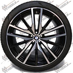 BMW X5 G05 X6 G06 M Styling M742 22 inch originele velgen 6796149 | 6796150