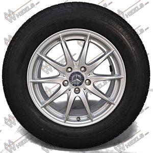 Mercedes ML GLE 17 inch originele velgen A1664010502