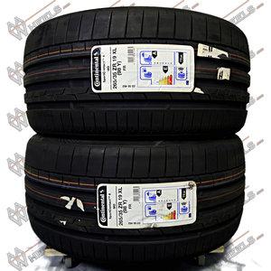 2x Continental ContiSportContact 6 MO 265/35R19 98Y (265 35 19)