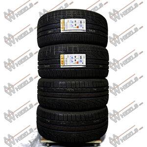 4x Pirelli Sottozero Winter 240 Serie II 245/40R20 99V | 275/35R20 102V (245 40 20 | 275 35 20)
