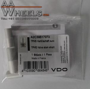 Origineel VDO TPMS RDKS RDCi ventiel / ventielen los (kort)