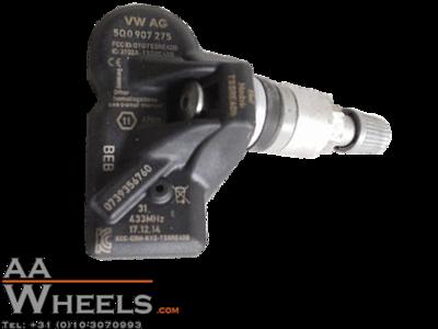 Volkswagen TPMS sensor sensoren 5Q0907275