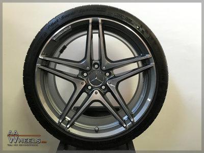 Mercedes C Klasse C63 Amg 19 Inch Originele Velgen A2054011900