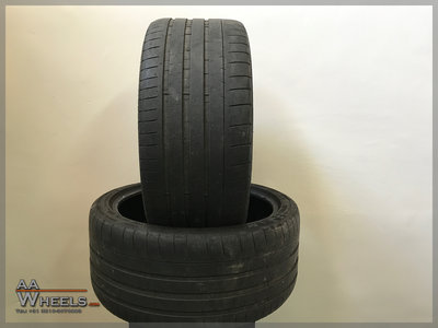 2x Michelin Pilot Super Sport 275/35ZR20 102Y 275 35 20
