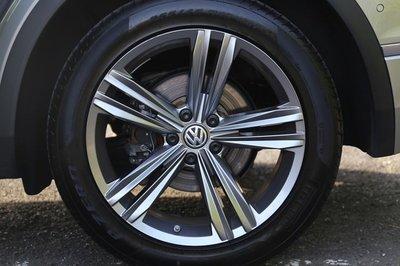 Volkswagen Tiguan 19 Inch Originele Velgen Sebring 5na601025e