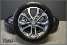 Mercedes C klasse W205 17 inch originele velgen C350 hybrid